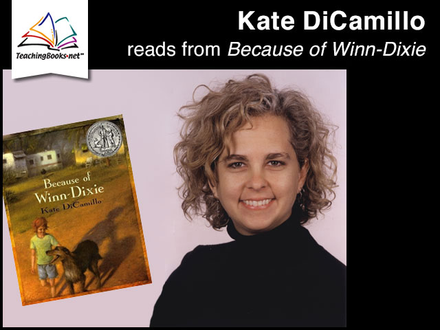 Kate Dicamillo The Tale Of Despereaux Created by TeachingBooks net