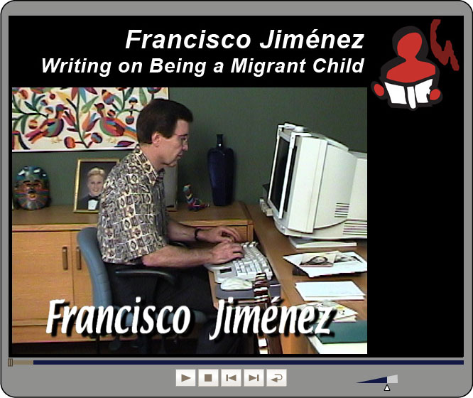 the life of an immigrant in breaking through a book by francisco jimenez Breaking through is an autobiography about francisco jimenez's life in middle and high school throughout these years, he faces educational, financial, and emotional hardships, which are all challenges that were faced and conquered by his sheer determination to break through them about the book.