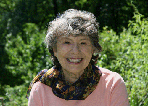 Mary Ann Hoberman