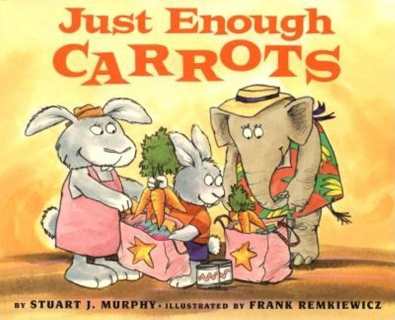 Just Enough Carrots