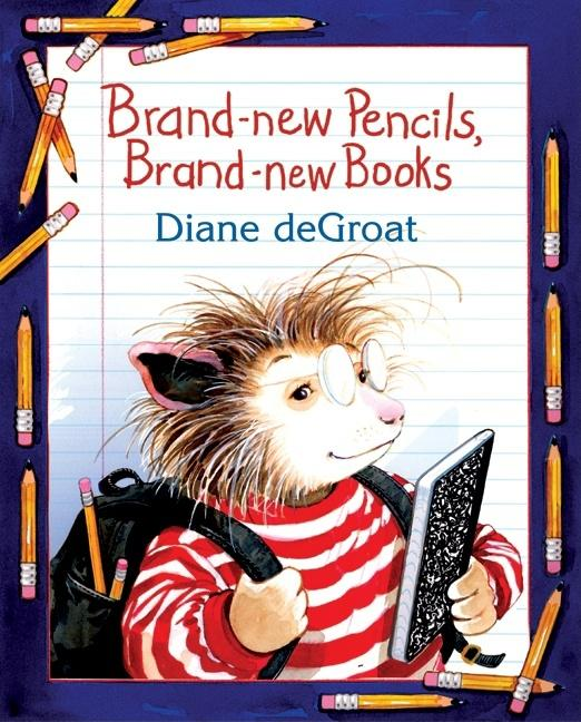 Brand-New Pencils, Brand-New Books