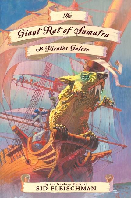 Giant Rat of Sumatra, The, or Pirates Galore