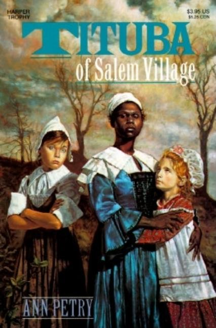 Tituba of Salem Village