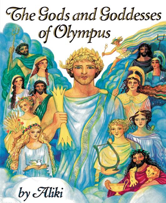 Gods and Goddesses of Olympus, The