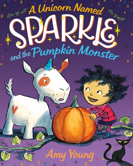Sparkle and the Pumpkin Monster