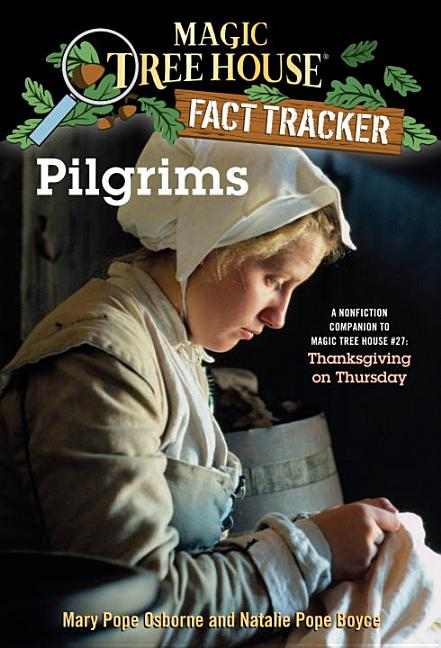 Pilgrims: A Nonfiction Companion to Thanksgiving on Thursday