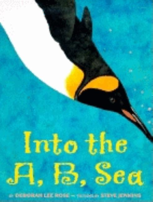 Into the A, B, Sea: An Ocean Alphabet Book