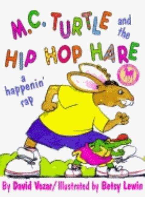 M.C. Turtle and the Hip Hop Hare