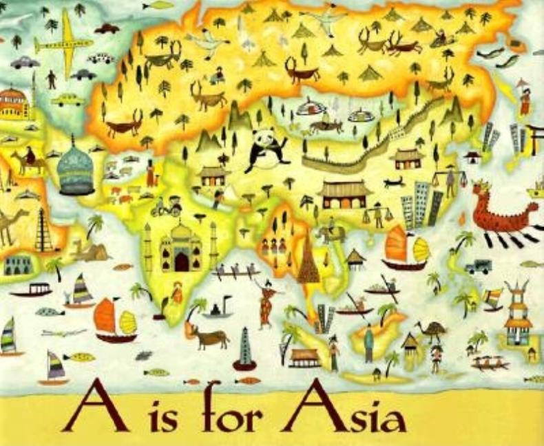 A is for Asia