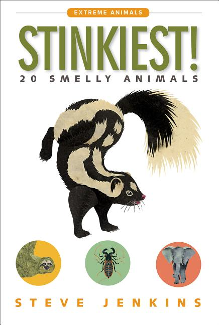 Stinkiest!: 20 Smelly Animals