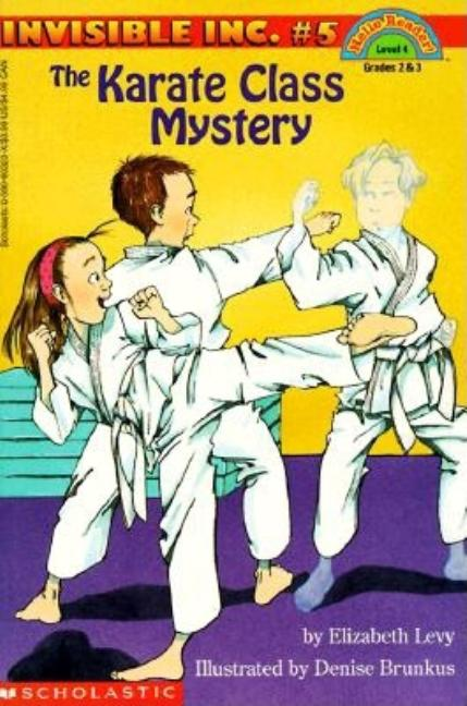 The Karate Class Mystery