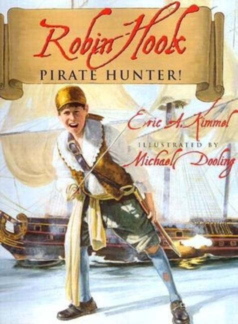 Robin Hook: Pirate Hunter