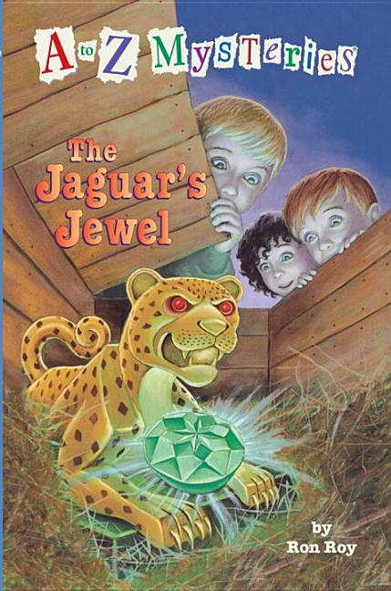 The Jaguar's Jewel
