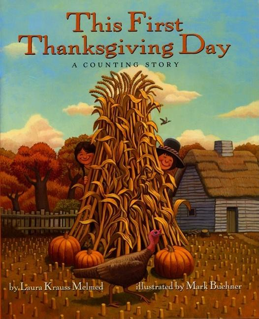 This First Thanksgiving Day: A Counting Story