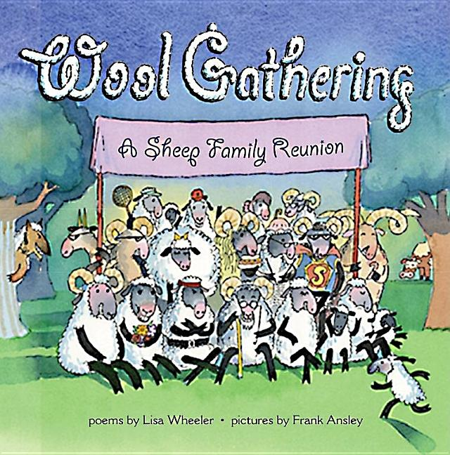 Wool Gathering: A Sheep Family Reunion