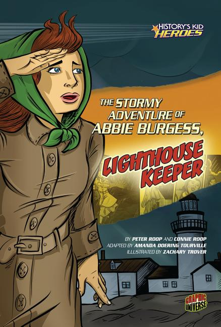 Stormy Adventure of Abbie Burgess, Lighthouse Keeper