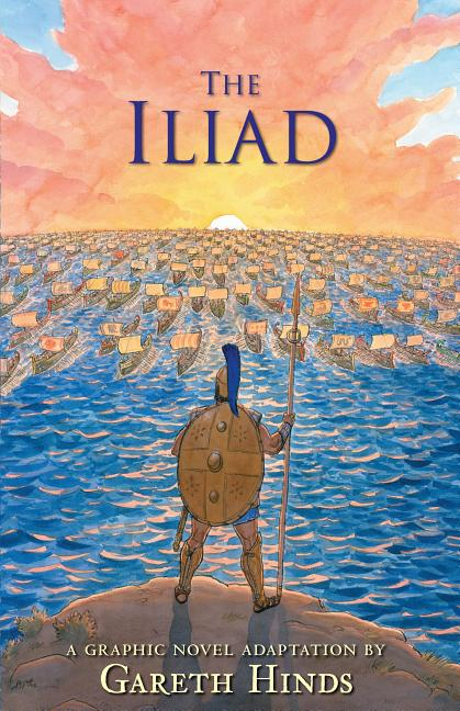 The Iliad (Graphic Novel)
