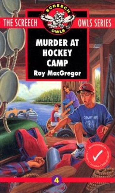 Murder at Hockey Camp