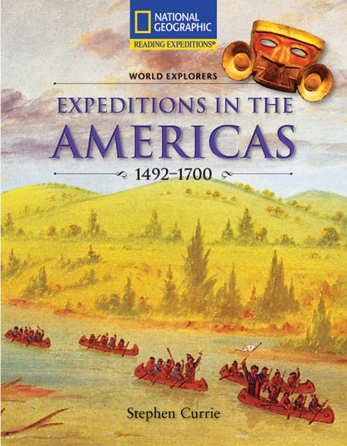 Expeditions in the Americas: 1492-1700
