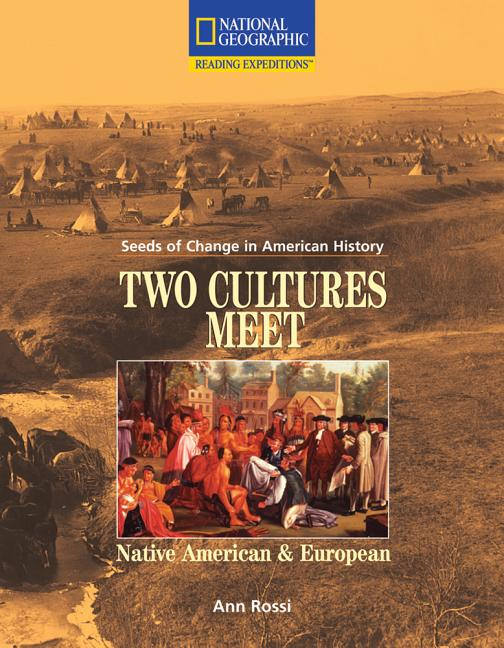 Two Cultures Meet: Native American and European