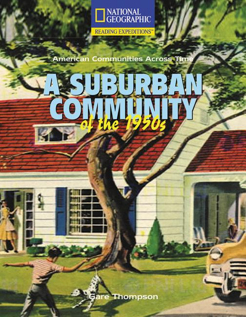 Suburban Community of the 1950s, A