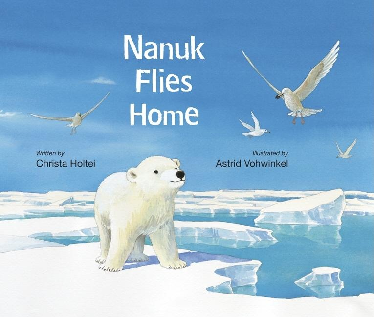 Nanuk Flies Home
