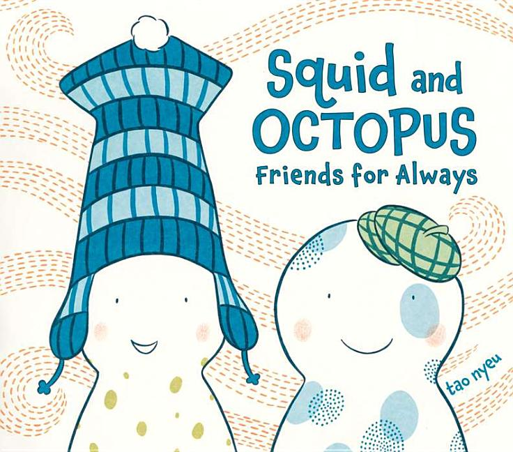 Squid and Octopus: Friends for Always