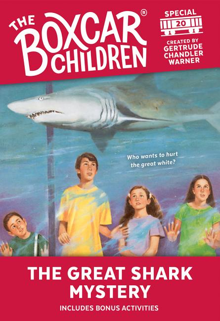 The Great Shark Mystery