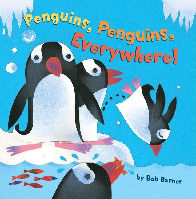 Penguins, Penguins, Everywhere