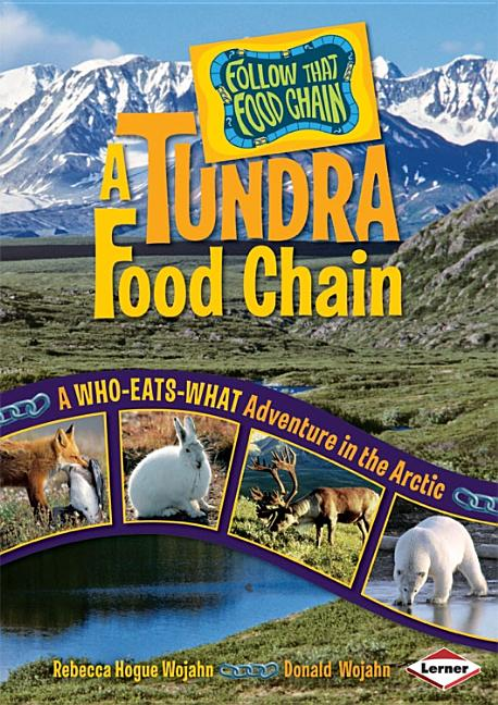 Tundra Food Chain, A: A Who-Eats-What Adventure in the Arctic