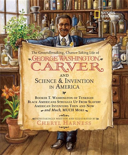 George Washington Carver and Science & Invention in America