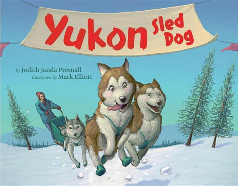 Yukon Sled Dog