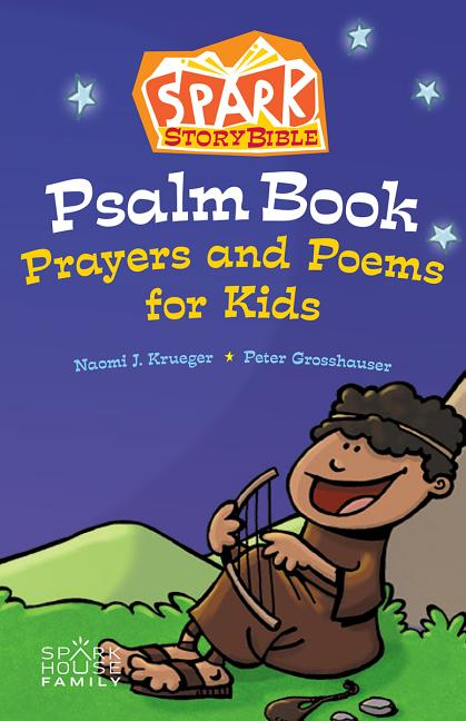 Psalm Book: Prayers and Poems for Kids