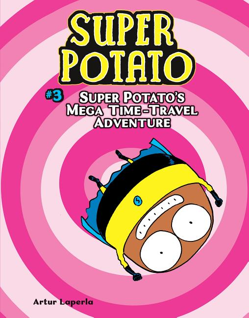 Super Potato's Mega Time-Travel Adventure