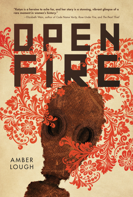 Book Cover for Open Fire