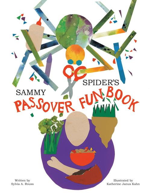 Sammy Spider's Passover Fun Book