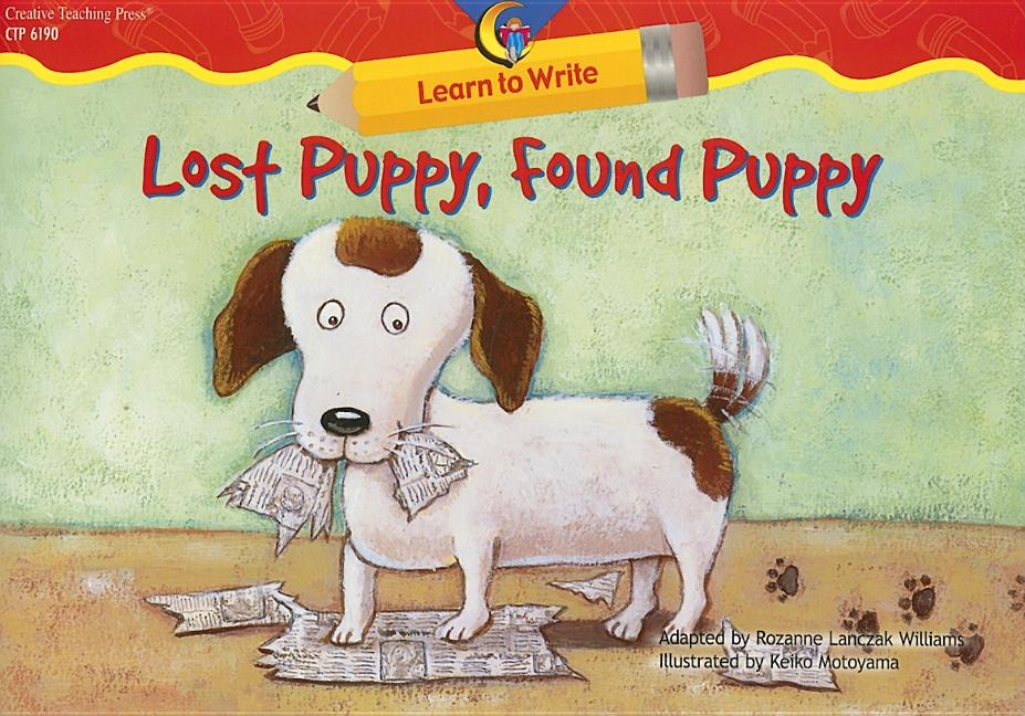 Lost Puppy, Found Puppy
