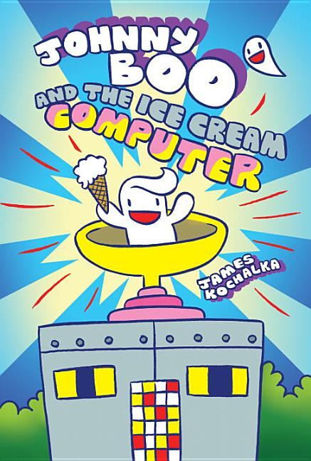 Johnny Boo and the Ice Cream Computer