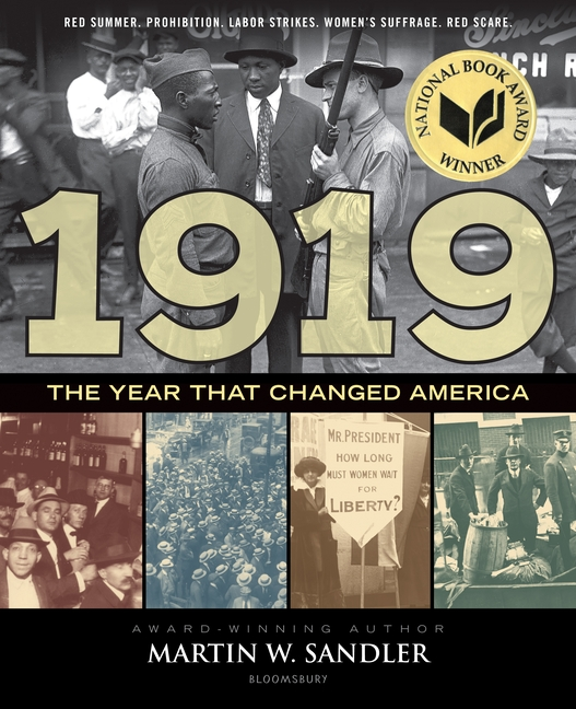 1919: The Year That Changed America