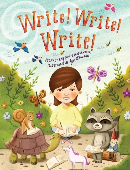 Book Cover for Write! Write! Write!