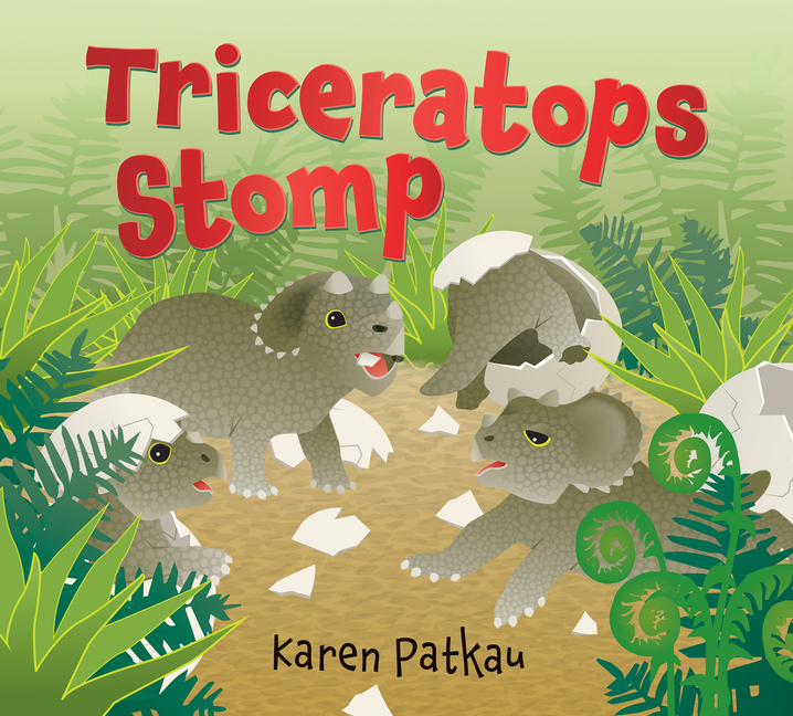 Triceratops Stomp