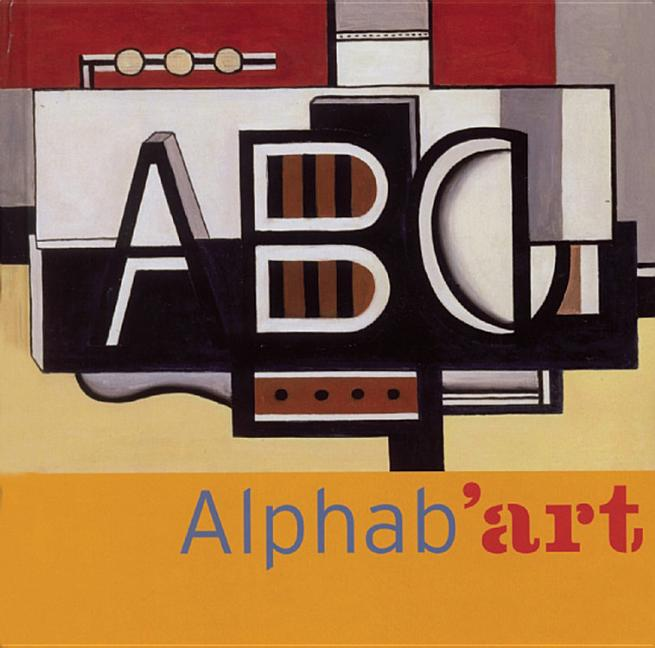 Alphab'art: Find the Letters Hidden in the Paintings
