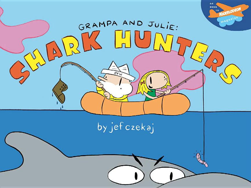 Grampa and Julie: Shark Hunters