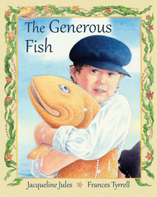 The Generous Fish Book Cover