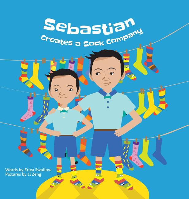 Sebastian Creates a Sock Company