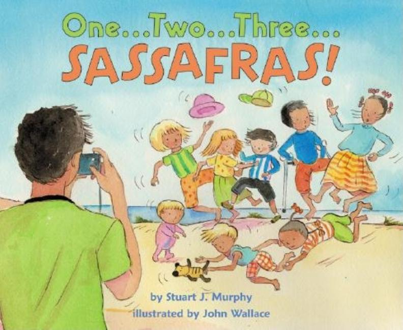 One... Two... Three... Sassafras!