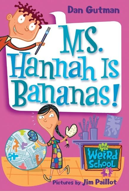 Ms. Hannah Is Bananas!