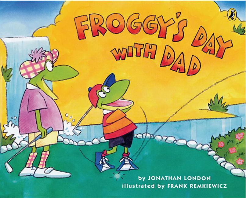 Froggy's Day with Dad