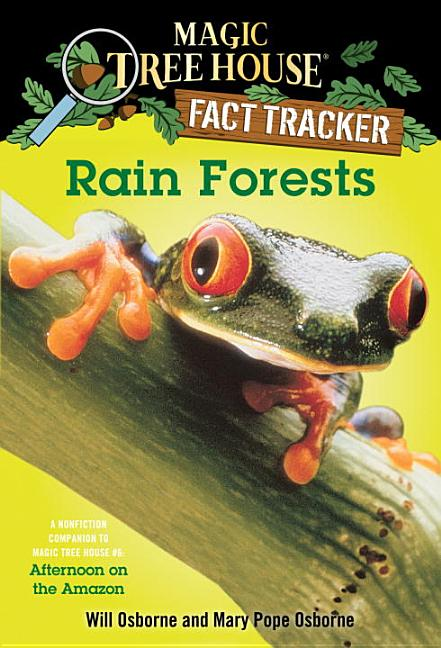 Rain Forests: A Companion to Afternoon on the Amazon