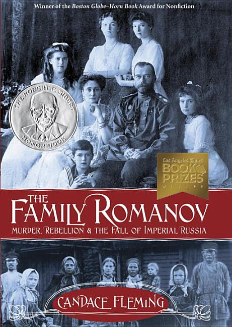 Family Romanov, The: Murder, Rebellion, and the Fall of Imperial Russia